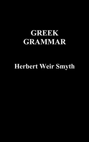 9781849026390: Greek Grammar