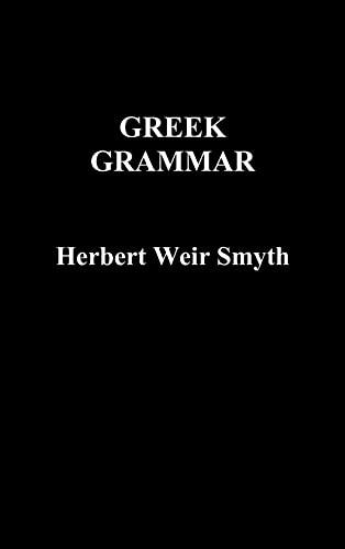 9781849026390: Greek Grammar