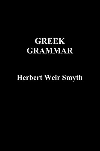 9781849027779: Greek Grammar