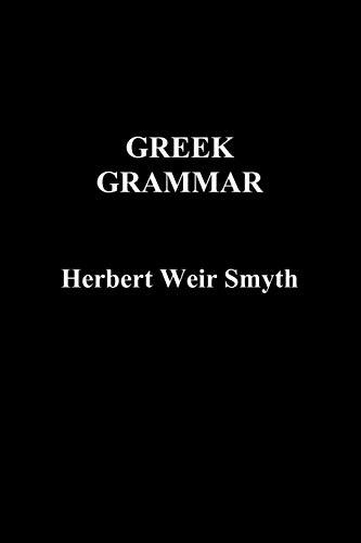 9781849027779: Greek Grammar