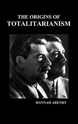 The Origins of Totalitarianism (Hbk): Hannah Arendt