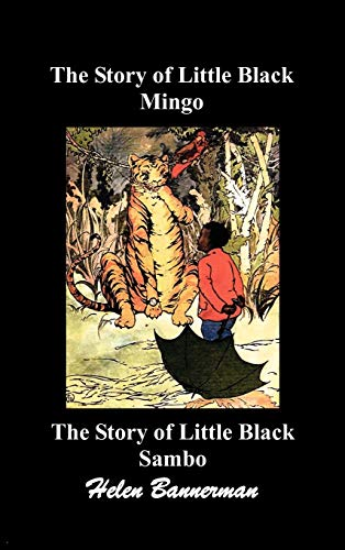 9781849029155: The Story of Little Black Mingo and the Story of Little Black Sambo