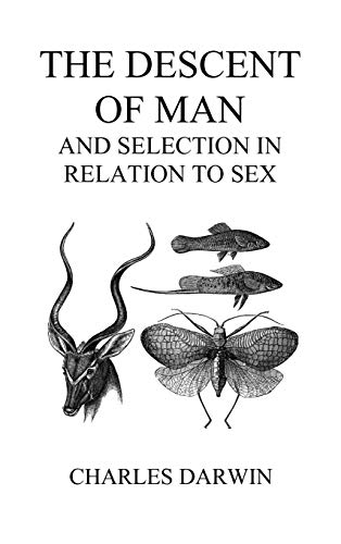 9781849029339: The Descent of Man and Selection in Relation to Sex (Volumes I and II, Hardback)