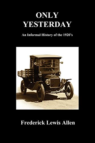 9781849029513: Only Yesterday (Paperback)