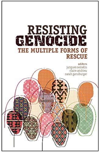 9781849040594: Resisting Genocide