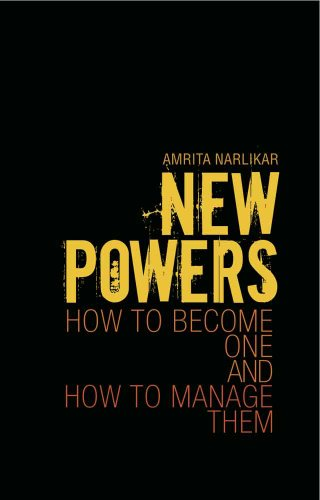 9781849040778: New Powers: How to Become One and How to Manage Them