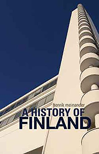 9781849040907: A History of Finland: Directions, Structures, Turning-Points