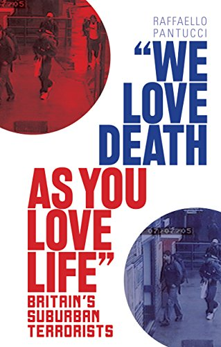 9781849041652: We Love Death As You Love Life: Britain's Suburban Terrorists