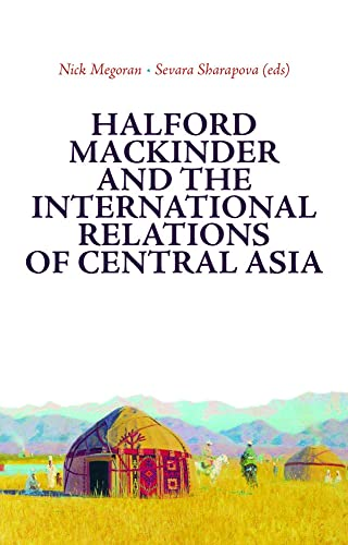 9781849042437: Central Asia in International Relations