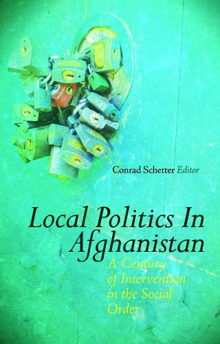 9781849042635: Local Politics in Afghanistan
