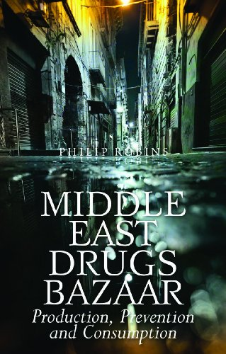 9781849042819: Middle East Drugs Bazaar: Production, Prevention and Consumption