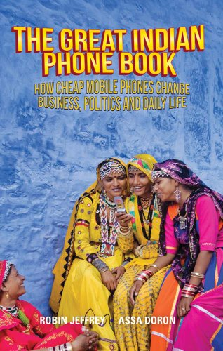 The Great Indian Phone Book: Visiting Research Professor Robin Jeffrey