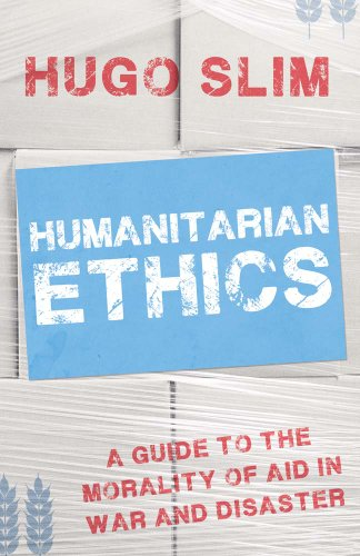 9781849043403: Humanitarian Ethics