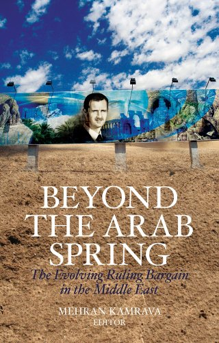 Beyond the Arab Spring: Mehran Kamrava