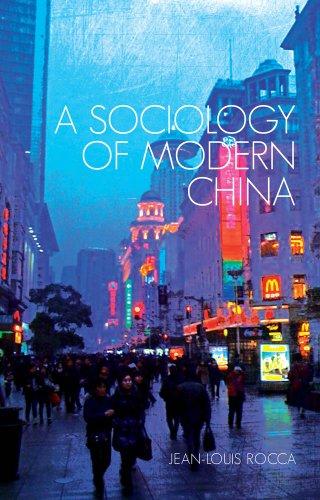 9781849043533: A Sociology of Modern China (Comparative Politics and International Studies)