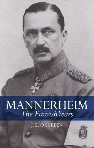 9781849043625: Mannerheim: The Finnish Years