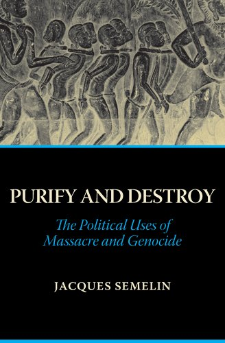 9781849043939: Purify and Destroy: The Political Uses of Massacre and Genocide