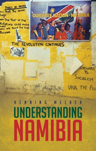 9781849044127: Understanding Namibia: The Trials of Independence