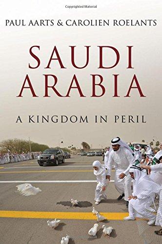 9781849044653: Saudi Arabia: A Kingdom in Peril