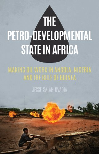 9781849044769: The Petro-Developmental State in Africa: Making Oil Work in Angola, Nigeria and the Gulf of Guinea