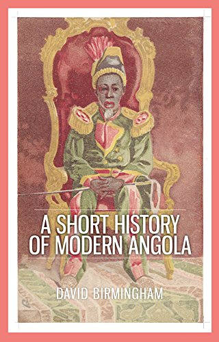 9781849045148: A Short History of Modern Angola