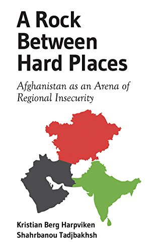 9781849045698: A Rock Between Hard Places: Afghanistan as an Arena of Regional Insecurity