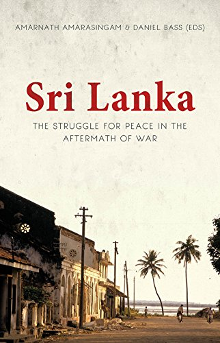 9781849045735: Sri Lanka: The Struggle for Peace in the Aftermath of War