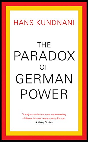 9781849047197: The Paradox of German Power