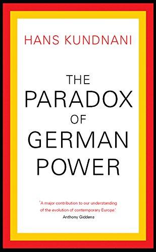 9781849047197: The Paradox of German Power