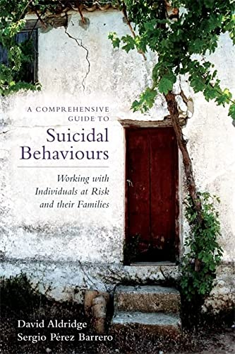 9781849050258: A Comprehensive Guide to Suicidal Behaviours: Working with Individuals at Risk and their Families