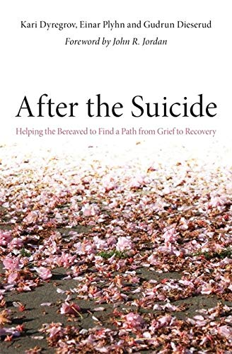 9781849052115: After the Suicide: Helping the Bereaved to Find a Path from Grief to Recovery