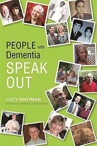 9781849052702: People with Dementia Speak Out