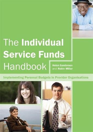 9781849054232: The Individual Service Funds Handbook: Implementing Personal Budgets in Provider Organisations