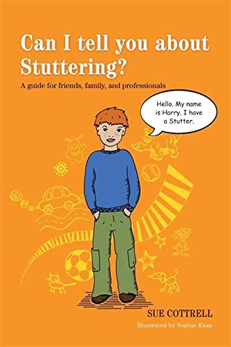 9781849054355: Can I tell you about Stuttering?: A guide for friends, family and professionals