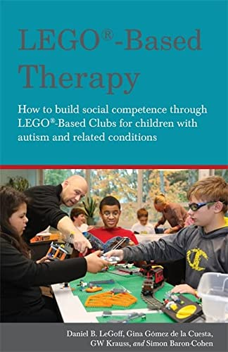9781849055376: LEGO®-Based Therapy