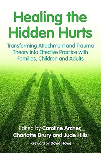 Healing the Hidden Hurts: Caroline Archer (editor),