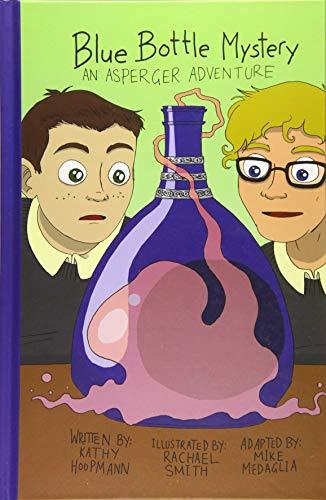9781849056502: Hoopmann, K: Blue Bottle Mystery - The Graphic Novel: An Asperger Adventure (Asperger Adventures)