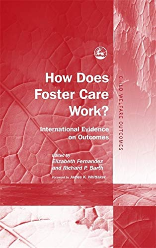 9781849058124: How Does Foster Care Work?: International Evidence on Outcomes (Child Welfare Outcomes)