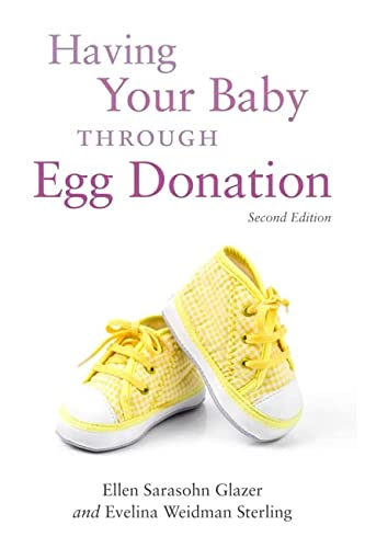 9781849059015: Having Your Baby Through Egg Donation: Second Edition