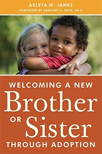 9781849059039: Welcoming a New Brother or Sister Through Adoption