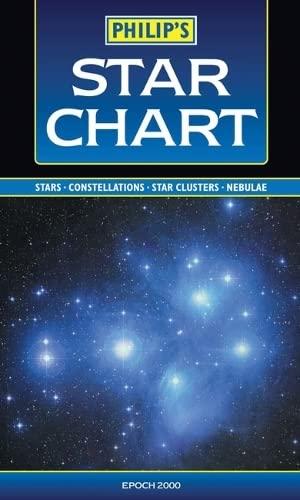 9781849070119: Philip's Star Chart