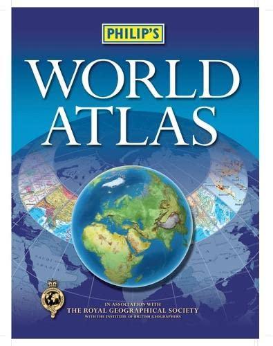 9781849071031: Philip's World Atlas: Paperback