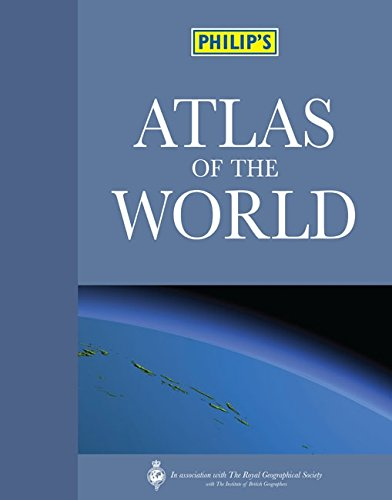 9781849071222: Philip's World Atlas.
