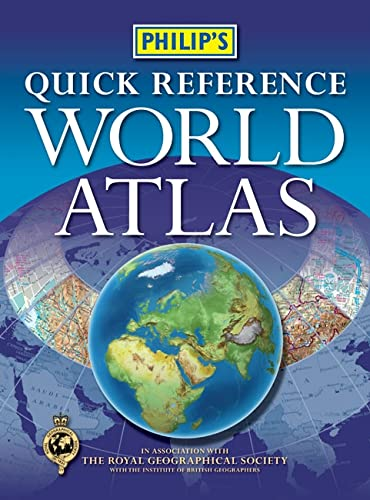 9781849071475: Philip's Quick Reference World Atlas