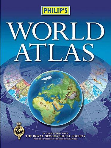 9781849072366: Philip's World Atlas: Hardback