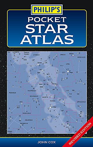9781849072397: Philip's Pocket Star Atlas