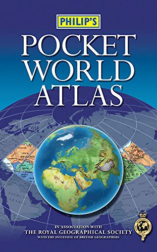 9781849072427: Philip's Pocket World Atlas