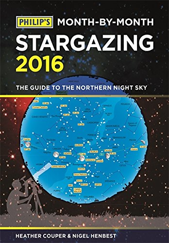 9781849073912: Philip's Month-By-Month Stargazing