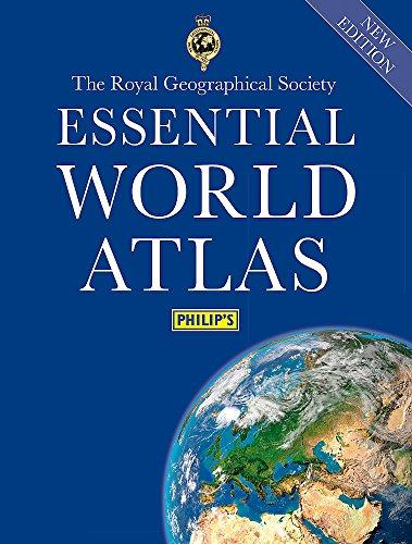 9781849073929: Philip's Essential World Atlas