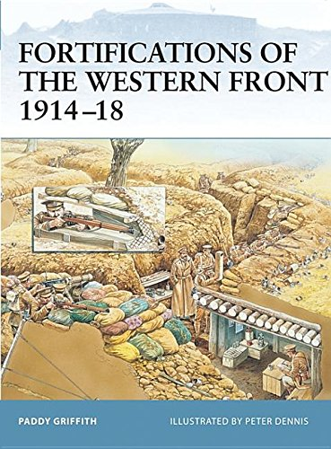 9781849080231: Griffith Paddy Dennis Peter: FORTIFICATIONS OF THE WESTERN